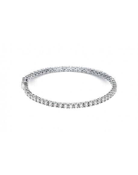 """""""Dacha"""" Bracelet rivière de diamants 5,10 carats"""