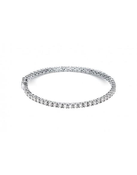 """""""Dacha"""" Bracelet rivière de diamants 6,00 carats"""